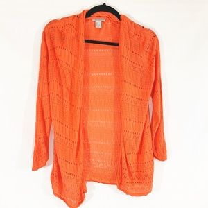 H & M Lightweight Crotchet Cardigan